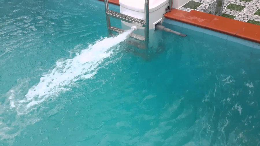 Các tiêu chuẩn xét nghiệm nước bể bơi