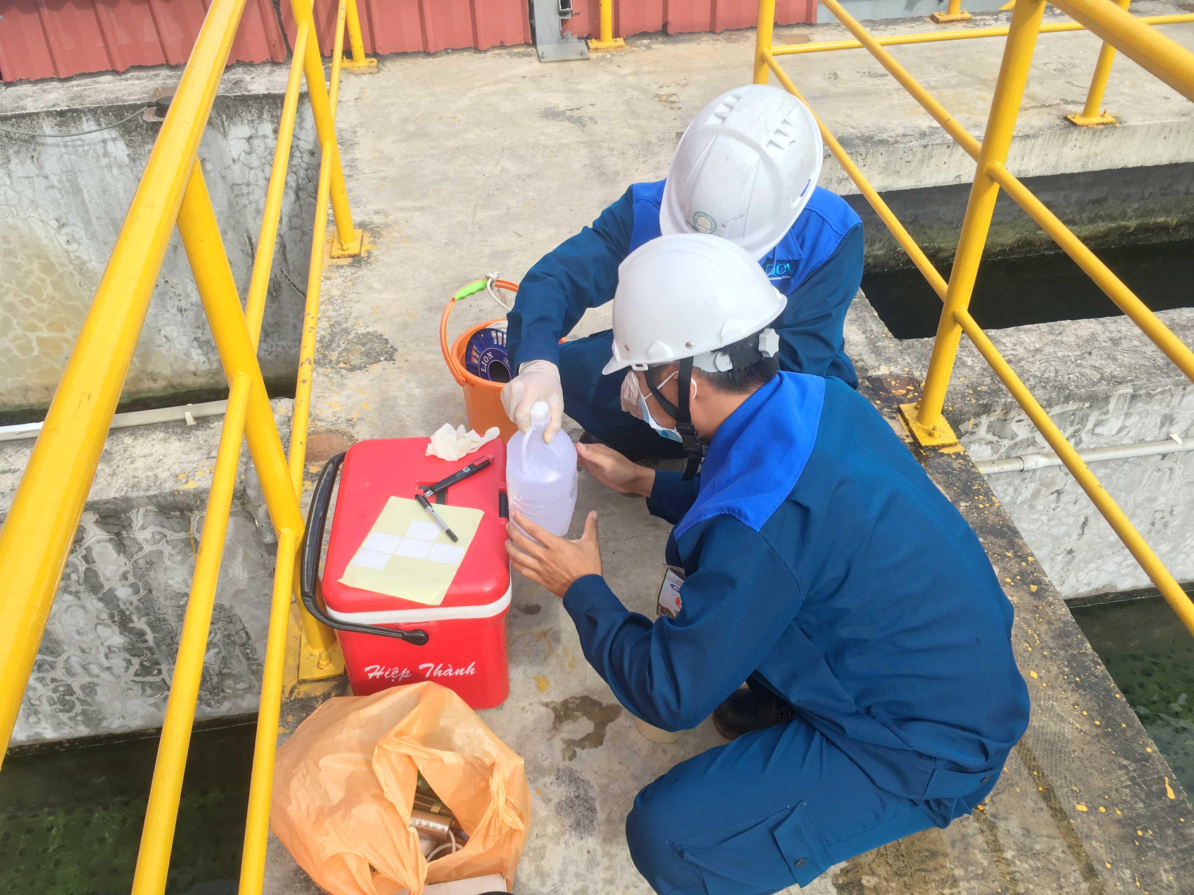 Analysis of underground water