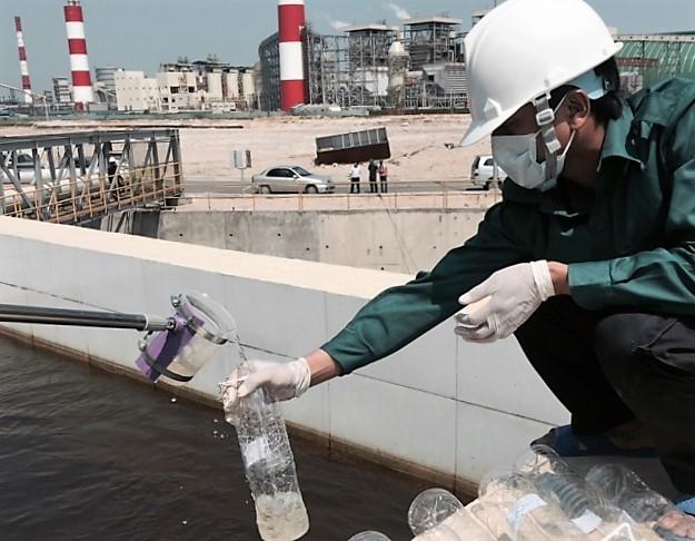 Quy chuẩn kỹ thuật quốc gia về chất lượng nước biển