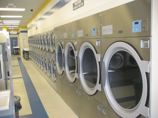 Quy trình xử lý nước thải giặt là đạt quy chuẩn