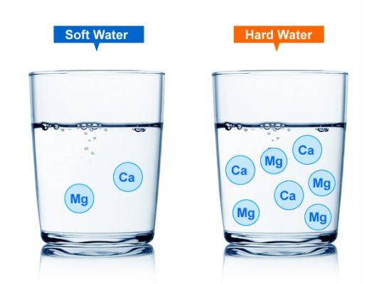 Sự nguy hại của nước cứng –  nước nhiễm canxi