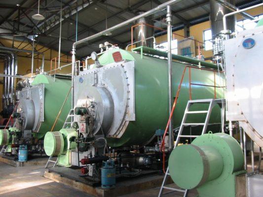 Nguyên tắc chính trong việc xử lý nước cấp cho lò hơi