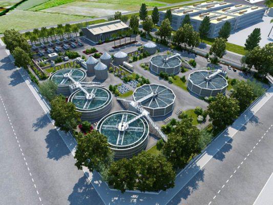 Các yêu cầu chính của một công trình xử lý nước thải