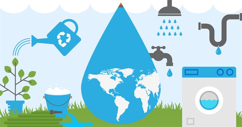 Những biện pháp tiết kiệm nguồn nước sạch hiệu quả nhất