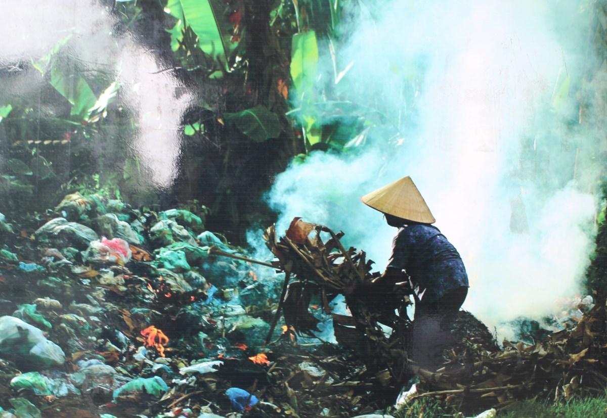 Tần suất báo cáo số liệu quan trắc môi trường tại Thành phố Hồ Chí Minh