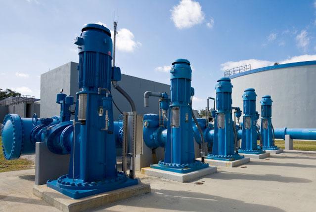 Xử lý nước cấp trước khi sử dụng để sản xuất dược phẩm