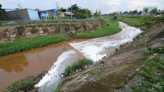 Phân tích đo đạc nước thải công nghiệp theo quy chuẩn