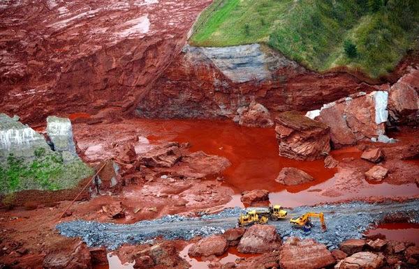 Nông thôn ô nhiễm nước giếng khoan, mối đe dọa đối với sức khỏe
