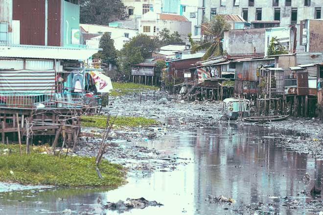Ô nhiễm nguồn nước Sài Gòn đã ở mức báo động?