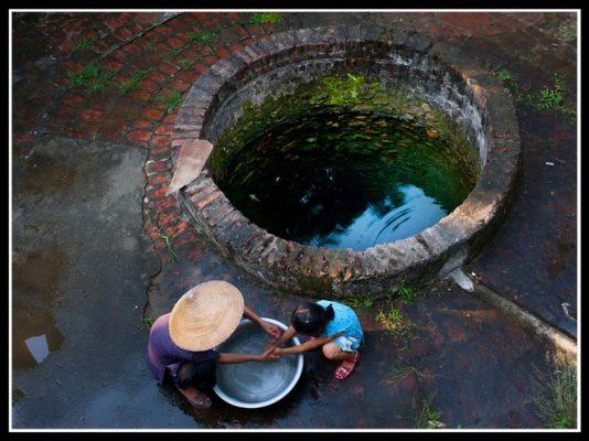 Thông tin về thực trạng nguồn nước giếng khoan và nước sinh hoạt tại các vùng miền